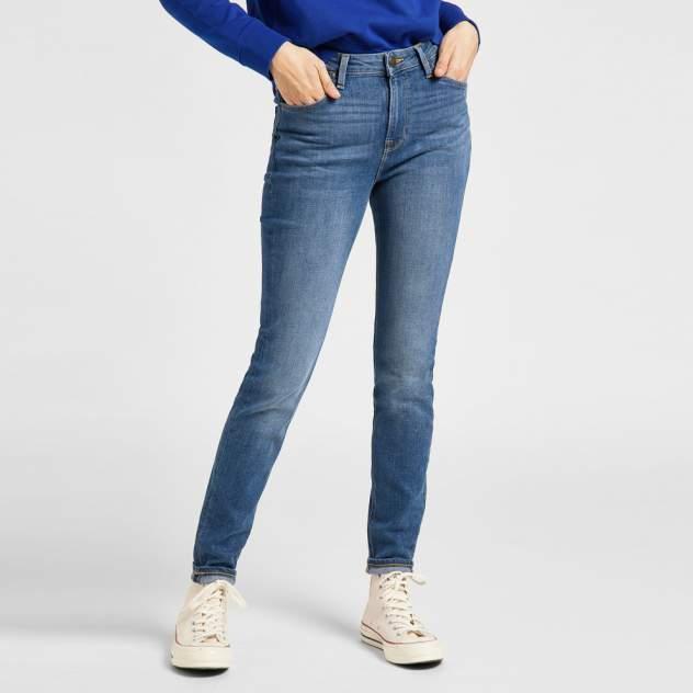 Женские джинсы  Lee L626QDTO, синий