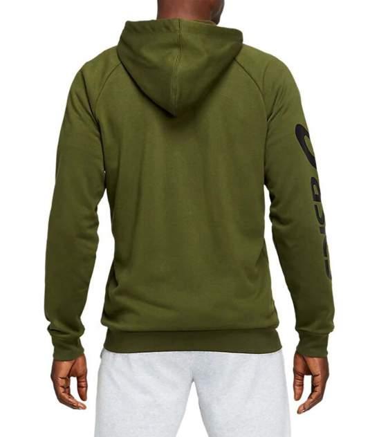 Толстовка мужская Asics 2031A983-300 зеленая 2XL