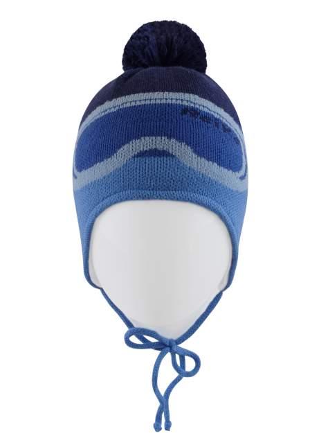Шапка-шлем для мальчика Reike Ski park navy, RKN2021-8 SKP navy, р.50
