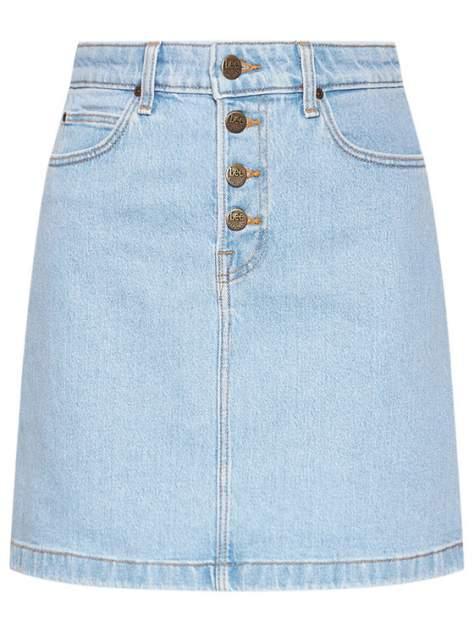 Женская юбка Lee L38MMW, голубой