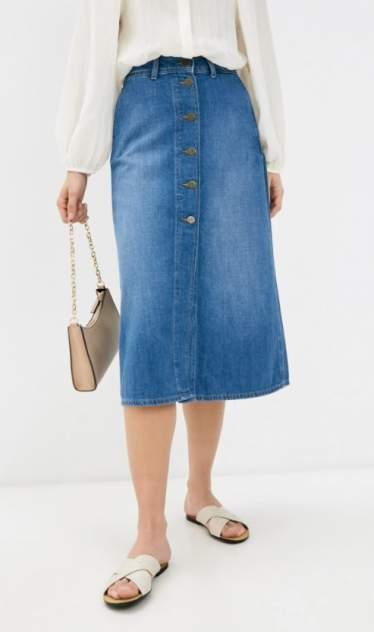 Женская юбка Lee L38TNAHN, голубой