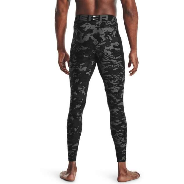 Спортивные леггинсы мужские Under Armour 1361587-001 черные XXL