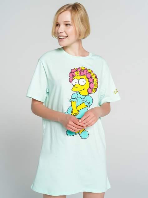 Пижама ТВОЕ 81874, зеленый