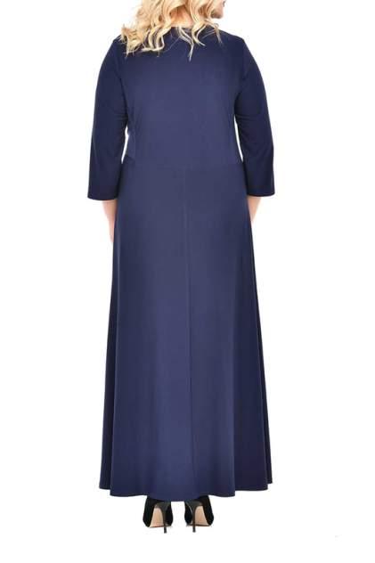 Платье женское SVESTA R637BLEF синее 60 RU