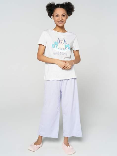 Пижама женская ТВОЕ 79437 белая L