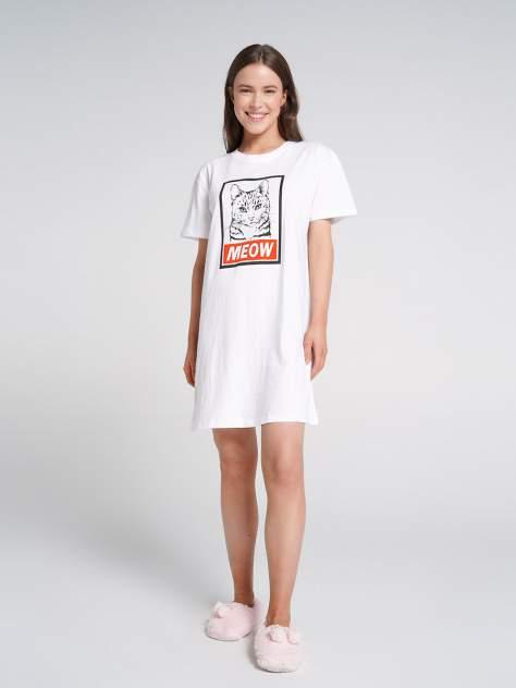 Пижама женская ТВОЕ 79506 белая L