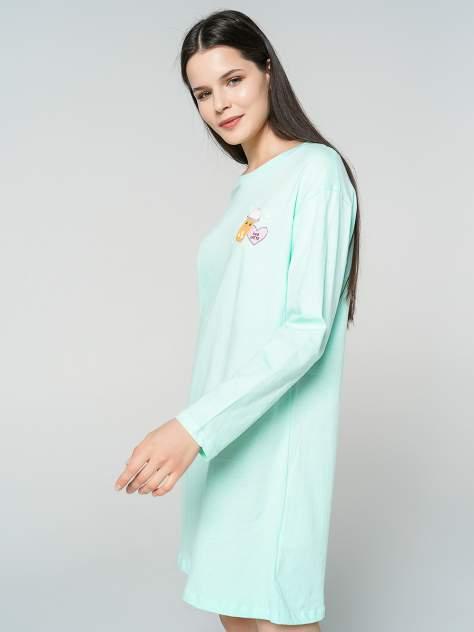 Пижама женская ТВОЕ 79514 зеленая XL