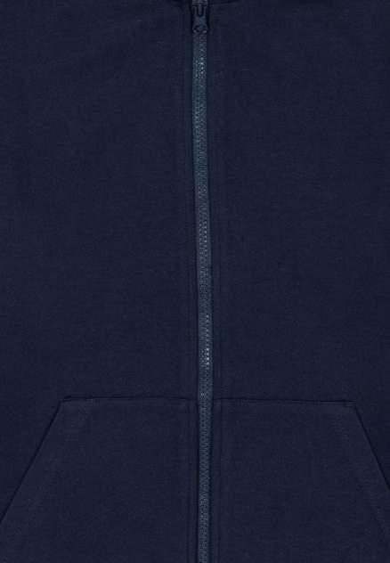 Толстовка для мальчиков Modis цв. синий р.158