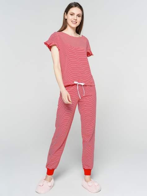 Пижама женская ТВОЕ 67825 красная L