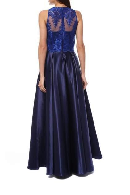 Платье женское FORLIFE 1008331 синее 48 RU