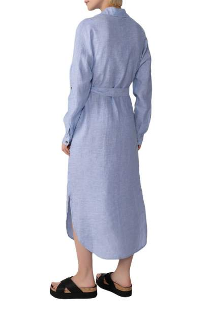 Платье женское URBAN TIGER 12.025941 голубое XS