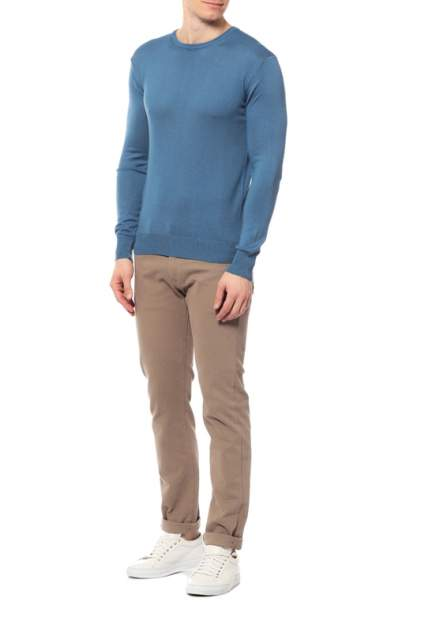 Джемпер мужской SLAM S102481S00 синий 3XL