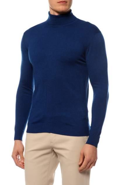 Джемпер мужской La Biali 604/219-03 (ВАСИЛЬКОВЫЙ) синий 3XL
