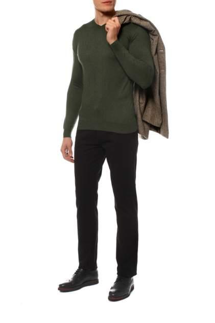 Джемпер мужской La Biali 603/219-10 (ЗЕЛЕНЫЙ) зеленый 3XL