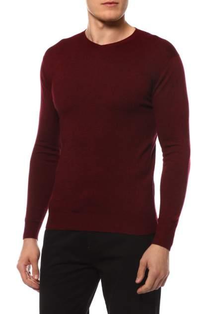 Джемпер мужской La Biali 603/219-17 (БОРДОВЫЙ) красный 3XL