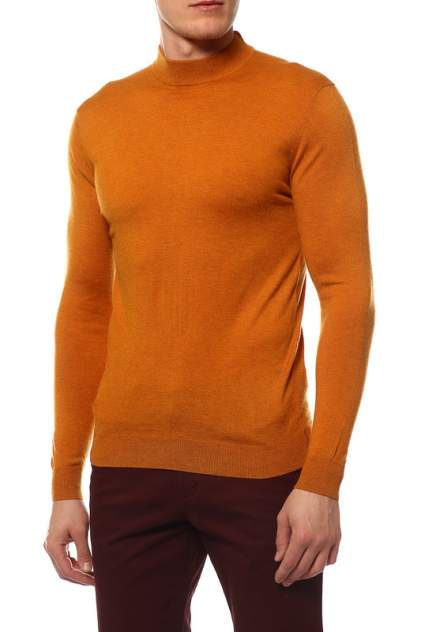 Водолазка мужская La Biali 602/219-15 (ТЕМНО-ОРАНЖЕВЫЙ),  оранжевый