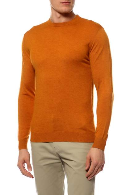 Джемпер мужской La Biali 601/219-15 оранжевый 3XL