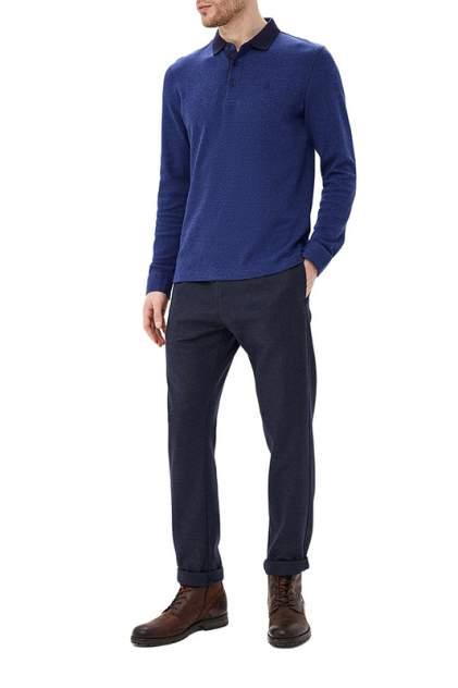 Джемпер мужской La Biali L933-1/218-2 синий 3XL