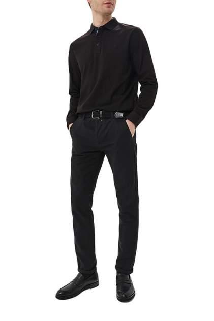 Джемпер мужской La Biali 304/218-9 черный 3XL