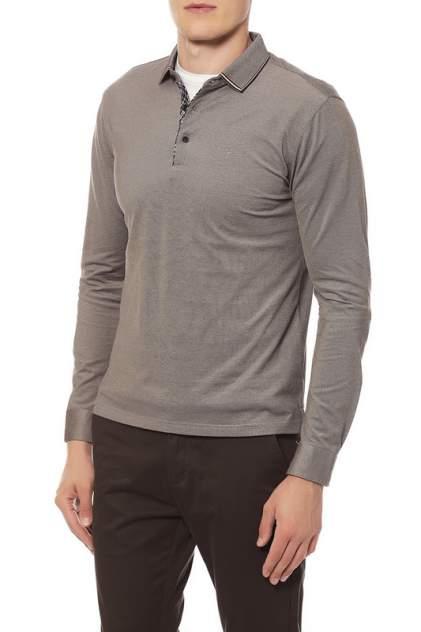 Джемпер мужской La Biali 265/218-6 КОРИЧНЕВЫЙ коричневый 3XL