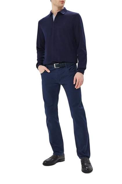 Джемпер мужской La Biali 301/218-11 синий 3XL