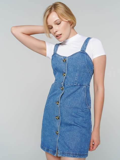 Женское платье ТВОЕ A6206, синий