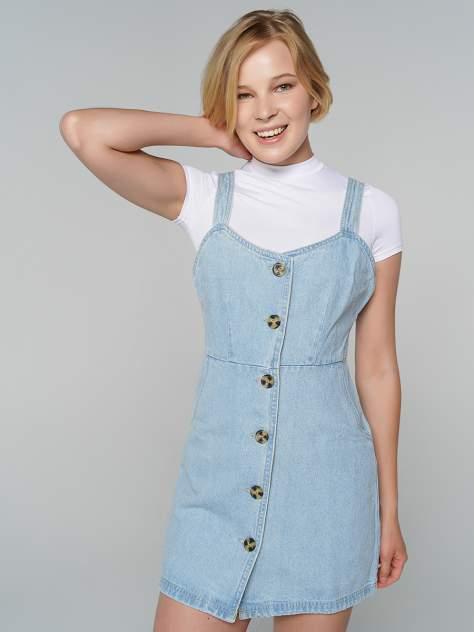 Женское платье ТВОЕ A6206, голубой