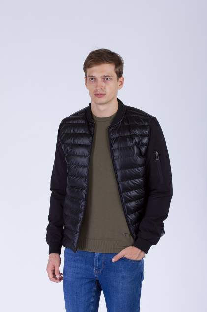 Куртка мужская DANGER GD57000418 черная 54