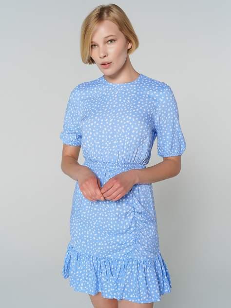 Женское платье ТВОЕ A8051, голубой