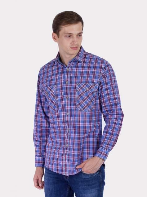 Рубашка мужская DAIROS GD81100408, красный