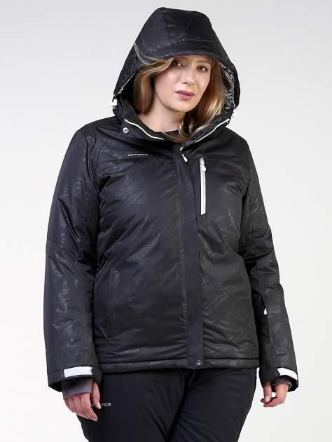 Спортивная куртка MTFORCE 21982, черный