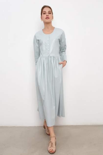 Женское платье MINAKU 4880003, голубой