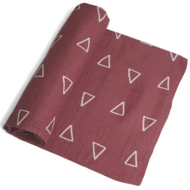 Пеленка муслиновая Adam Stork Triangles