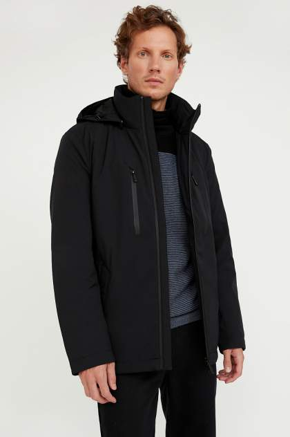 Куртка мужская Finn Flare A20-21006 черная L