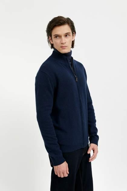 Кардиган мужской Finn Flare A20-22111, синий