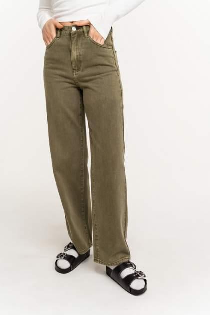Женские джинсы  befree 2111406700, хаки