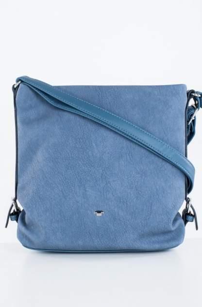 Кросс-боди женская Tom Tailor Bags 27014 синяя