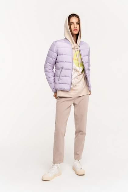 Куртка мужская befree 2111179115 фиолетовая 44 RU