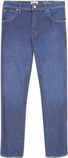Джинсы мужские Wrangler W121C548N синие 44/34