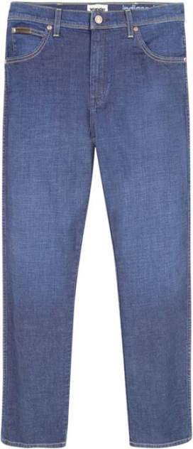 Джинсы мужские Wrangler W121C548N, синий