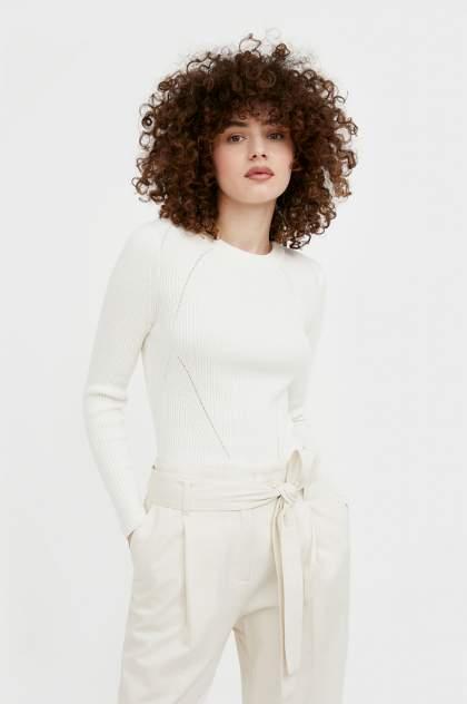 Джемпер женский Finn Flare B21-11150, белый