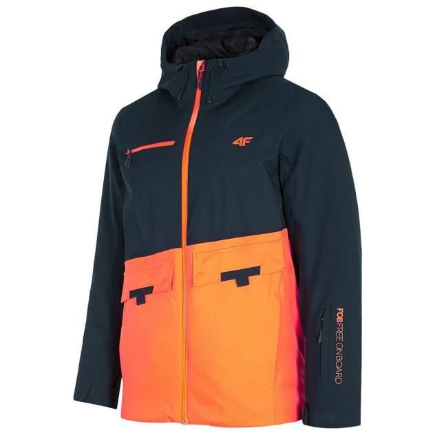 Куртка мужская 4F H4Z20-KUMS001-30S оранжевая S