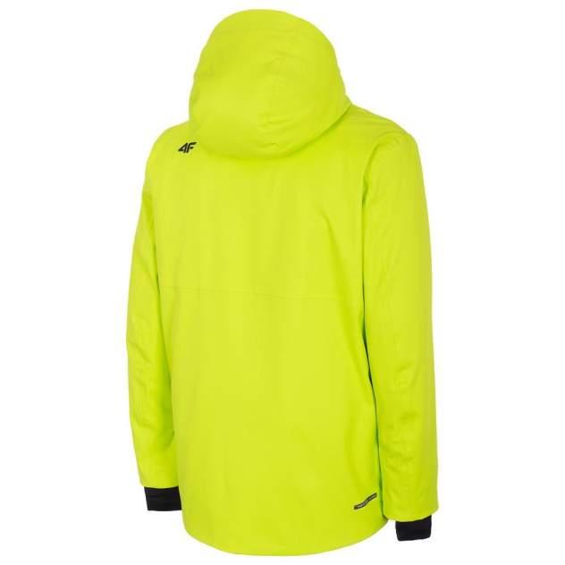 Куртка мужская 4F H4Z20-KUMS002 желтая S
