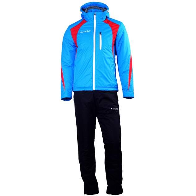 Утепленный костюм Nordski, синий, XXS INT