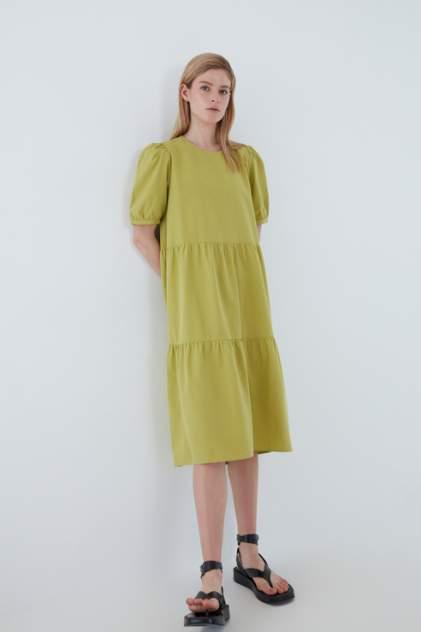 Женское платье ZARINA 1225031535, зеленый