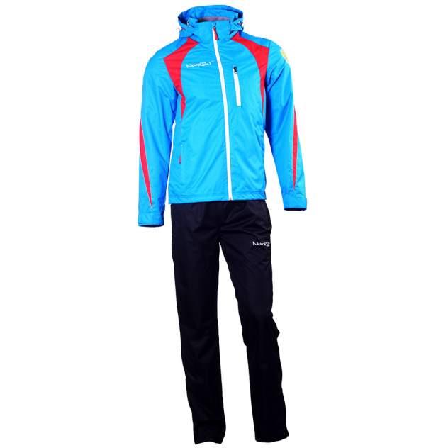 Ветрозащитный костюм Nordski, синий, XXS INT