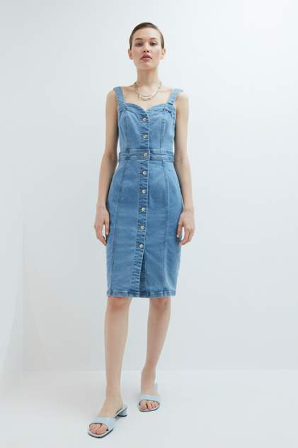 Женское платье ZARINA 1224418538, голубой
