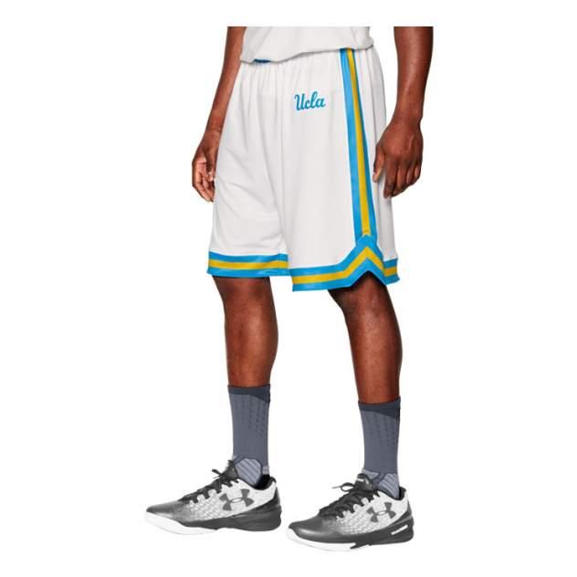 Спортивные шорты мужские Under Armour UK020SM-wht белые XL