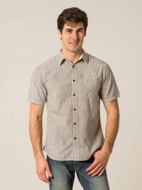 Рубашка мужская Caterpillar 2611067-29N белая L