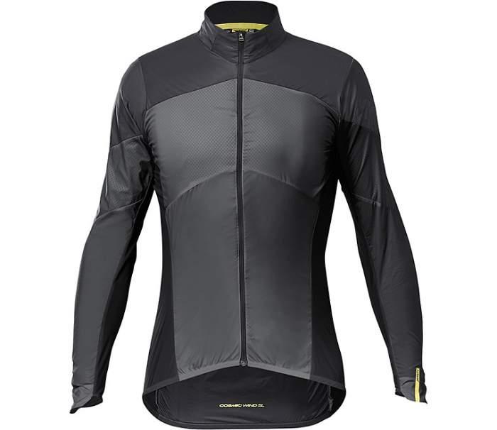 Куртка MAVIC COSMIC Wind SL, черный, S INT